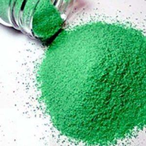 Абразив косметический полиэтиленовый (зеленый)