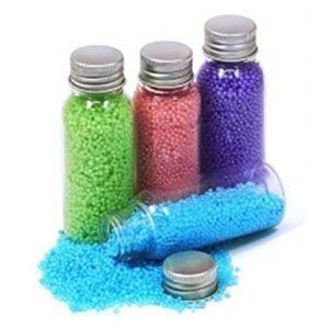 Бисер для ванны (натуральный цвет)