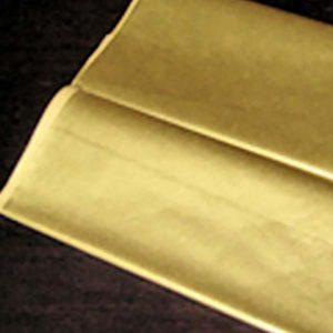 Бумага Тишью Золото