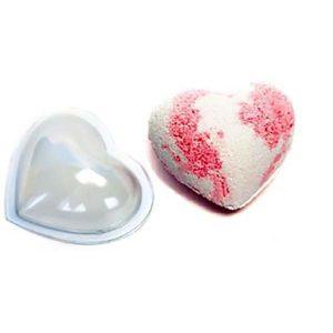 Форма для бомбочек «Сердце малое»