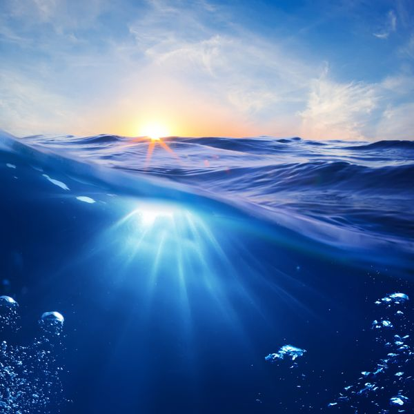 Глубокий океан (водорастворимая)