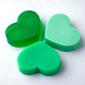 Краситель зеленый для мыла (не мигрирует) Швейцария