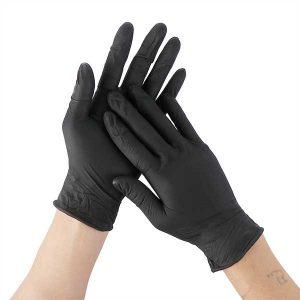 Перчатки (эластичные плотные)